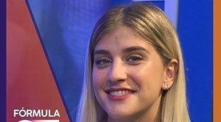 """Samantha ('OT 2020'): """"Regresé con mucha presión a la Academia y me noté forzada"""""""