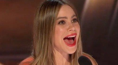 La sorpresa de Sofía Vergara en 'America's Got Talent' al encontrarse con un querido actor de 'Modern Family'