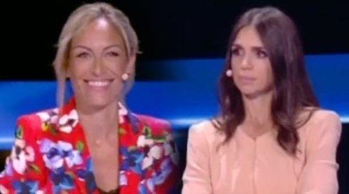 """'Adivina qué hago esta noche': Luján Argüelles y Elena Furiase se reencuentran tras el mítico """"abril-cerral"""""""