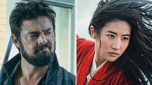 Los 5 estrenos del fin de semana 4 de septiembre: 'The Boys', 'Mulán'...