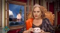 """""""Hormigueddon"""", el corto de la temporada 15 de 'El Hormiguero', transforma a Carmina en Reina de Inglaterra"""