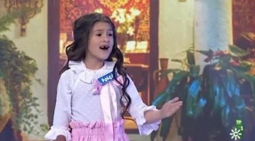 Soleá canta por bulerías en 'Menuda noche' antes de representar a España en Eurovisión Junior 2020
