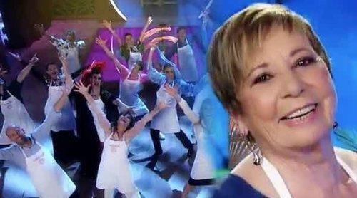 'MasterChef Celebrity 5' pone a sus aspirantes a bailar en la nueva cabecera