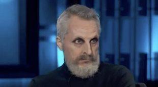 """Miguel Bosé visita 'Late Motiv' con la genial imitación de Raúl Pérez: """"Como un loco voy poniendo tweets"""""""