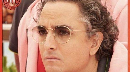 ¡Sí, MasterChef!: Juan José Ballesta en el baño y la gracia de Josie protagonizan el estreno del 'Celebrity 5'