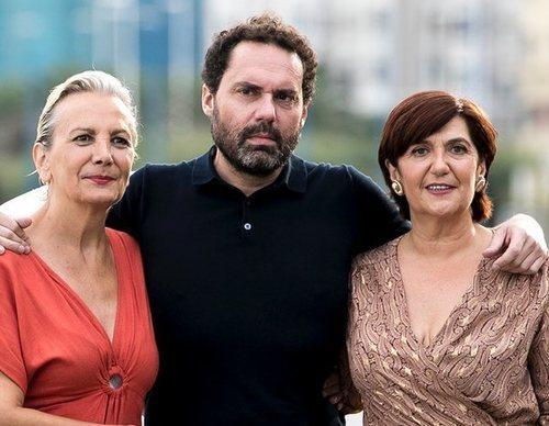 "Elena Irureta, Aitor Gabilondo y Ane Gabarain: ""'Patria' es compleja, no es reducible a un cartel"""