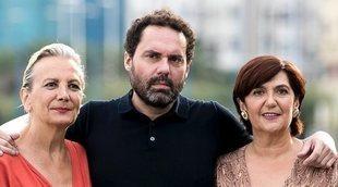 """Elena Irureta, Aitor Gabilondo y Ane Gabarain: """"'Patria' es compleja, no es algo reducible a un cartel"""""""