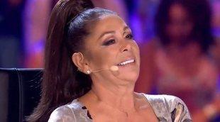 """Edurne y Carlos Jean piden a Isabel que deje el botón verde en 'Idol Kids' y empiece a usar el """"rojo pantojo"""""""