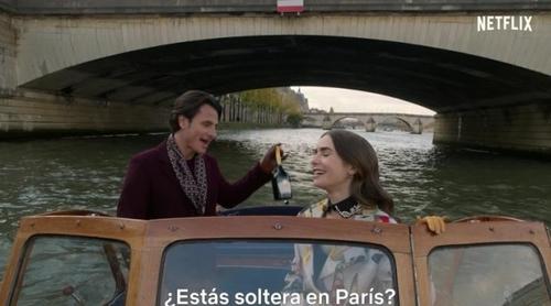Tráiler de 'Emily en París'
