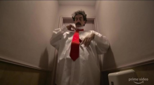 Tráiler de 'Borat 2'