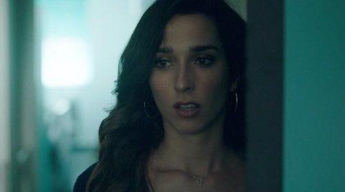 Promo del capítulo 6 de 'Veneno' con Valeria llegando de visita al hospital