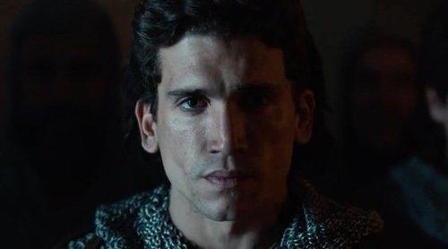 Teaser de 'El Cid', la serie de Jaime Lorente para Amazon Prime Video