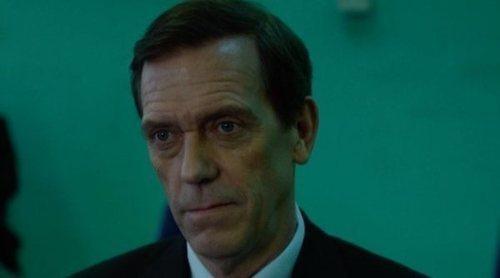 Tráiler de 'Roadkill', el thriller político de BBC protagonizado por Hugh Laurie