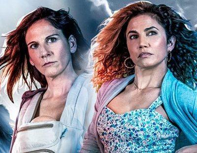 """Malena Alterio y Toni Acosta ('Señoras del HAMPA 2'): """"Ser justicieras tiene algo adictivo; ayudar les pone"""""""