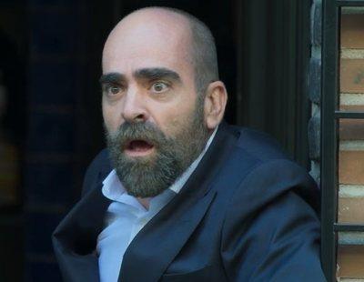 Luis Tosar está en peligro en el tráiler de 'Los favoritos de Midas', el nuevo thriller de Netflix