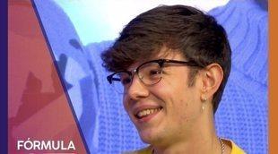 """Flavio ('OT 2020'): """"El tercer single será con la guitarra y algo más movido"""""""