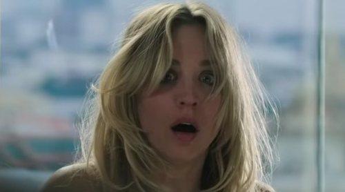 Tráiler de 'The Flight Attendant', el regreso de Kaley Cuoco tras 'The Big Bang Theory'