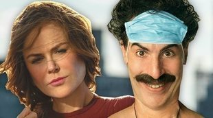 Los estrenos del fin de semana 23 octubre: el final de 'Veneno', 'Borat 2', 'The Undoing'