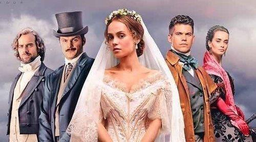 Divinity ya promociona 'Encadenada (Love in Chains)', su primera serie ucraniana
