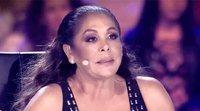 """Isabel Pantoja, muy guerrera en el final de """"Los Rankings"""" de 'Idol Kids': """"Déjame que llore, ¿vale?"""""""