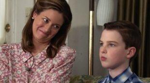 Promo de la cuarta temporada de 'El joven Sheldon', en la que el pequeño genio se gradúa del instituto