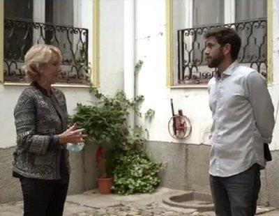 Esperanza Aguirre deja a Gonzo con la palabra en la boca en el estreno de la nueva temporada de 'Salvados'