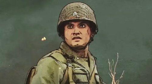La Segunda Guerra Mundial llega a Netflix con el tráiler del drama animado 'The Liberator'