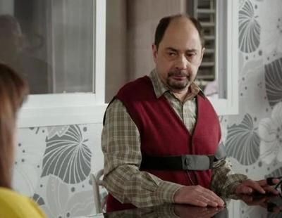 'La que se avecina': Antonio Recio se enfrenta al polígrafo y a una Menchu muy cabreada en la promo del 12x02