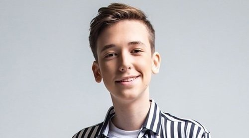 """Eurovisión Junior 2020: Oleksandr Balabanov representa a Ucrania con """"Vidkryvai"""""""