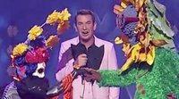 'Mask Singer': Nuevas pistas de los famosos que se esconden tras Monstruo, Catrina, Pavo Real y Girasol