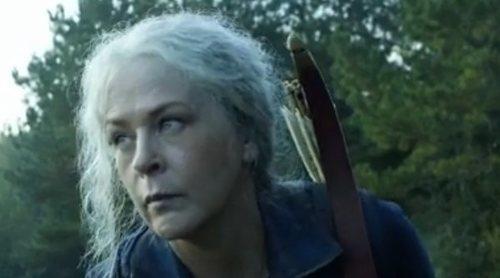 Tráiler del regreso de 'The Walking Dead', que vuelve en febrero con el final de la temporada 10