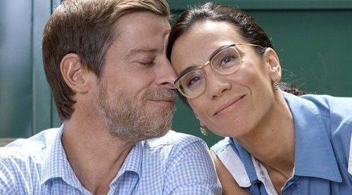 """Itziar Miranda y Manu Baqueiro: """"'Amar' es un desafío porque contamos el arco de vida de los personajes"""""""