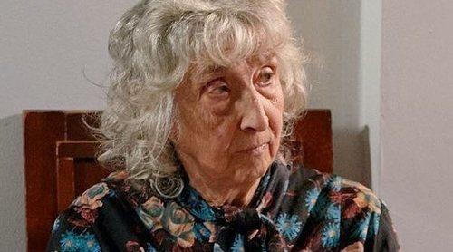 'La que se avecina': Silvia Casanova se incorpora en el 12x03 para dar vida a Nati, la madre de Vicente