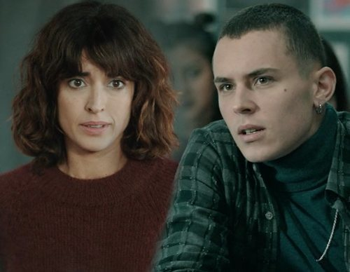 Inma Cuesta se enfrenta a Arón Piper en este clip exclusivo de 'El desorden que dejas'