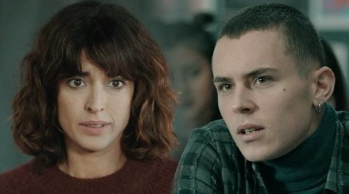 'El desorden que dejas': Inma Cuesta se enfrenta a Arón Piper en este clip exclusivo del thriller de Netflix