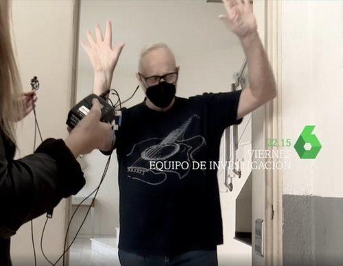 """'Equipo de investigación' entrevista a Josep Maria Mainat, """"el hombre más buscado"""""""