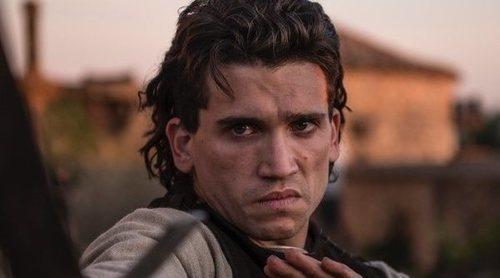 """Jaime Lorente ('El Cid'): """"Rodando la batalla acabé sugestionado y creía que al final mataba a alguien"""""""