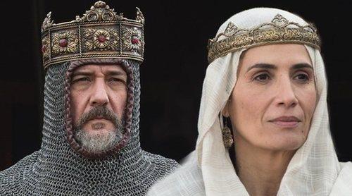 """José Luis García Pérez y Elia Galera: """"'El Cid' no quiere caer en lo documental, es ficción"""""""