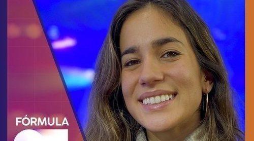 """Julia Medina ('OT 2018'): """"Tengo el repertorio del segundo disco y estamos empezando a producir"""""""