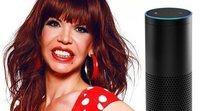 """Amazon Echo lanza la aplicación """"Digo, by Veneno"""" con Cristina La Veneno dando respuesta a todas tus preguntas"""