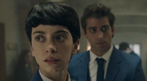 Los alumnos de 'El Internado: Las Cumbres' trazan un plan de huida en este teaser