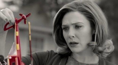 'Bruja Escarlata y Visión' inaugura la nueva era de Marvel en Disney+ con esta promo