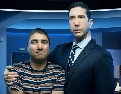 Tráiler de 'Intelligence', la vuelta a la comedia de David Schwimmer después de 'Friends'