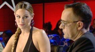 'Got Talent 6': La diferencia de opiniones aviva los roces entre Edurne y Risto en su tercera gala