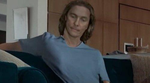 Anuncio de Doritos 3D para la Super Bowl 2021, con Matthew McConaughey muy aplanado