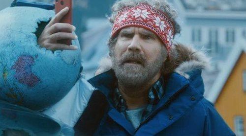 Anuncio de General Motors para la Super Bowl 2021, con Will Ferrell odiando Noruega