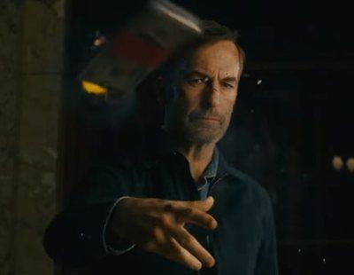 """TV Spot de """"Nadie"""", con un furioso Bob Odenkirk y muchos tiros, para la Super Bowl 2021"""
