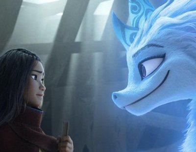 """TV Spot de """"Raya y el último dragón"""", la película de Disney, para la Super Bowl 2021"""