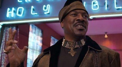 """TV Spot de """"El Rey de Zamunda"""", la vuelta de Eddie Murphy, para la Super Bowl 2021"""