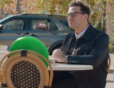 Anuncio de M&M's para la Super Bowl 2021, con Dan Levy ('Schitt's Creek')